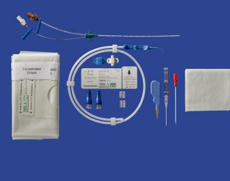 MILA Guidewire IV Catheter 14ga x 20cm Single Lumen