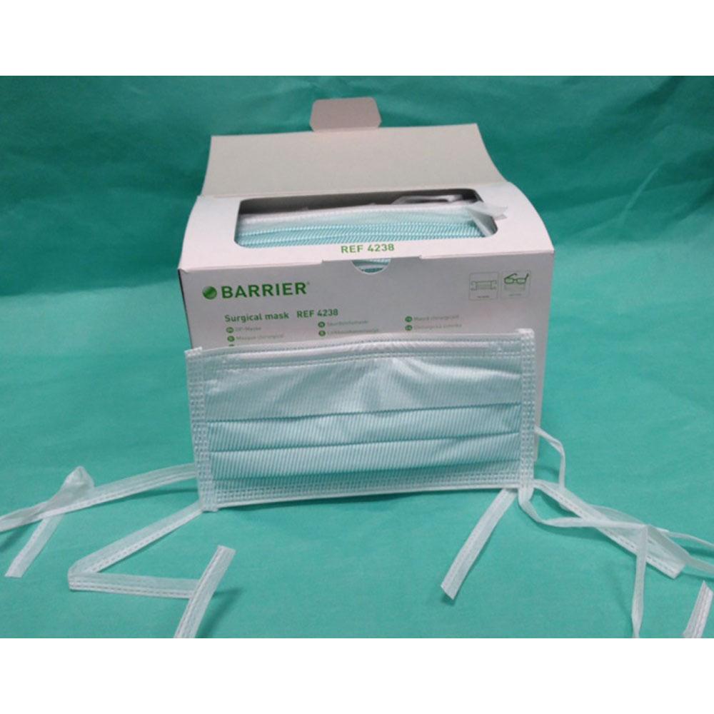 Of Face box 60 Anti-fog Molnlycke Mask
