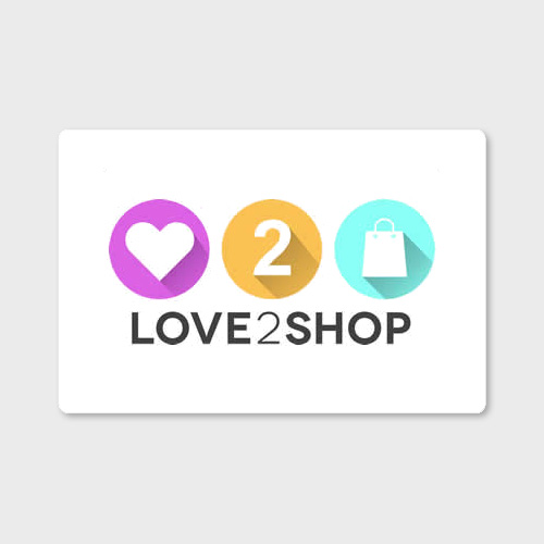 Love 2 Shop Voucher