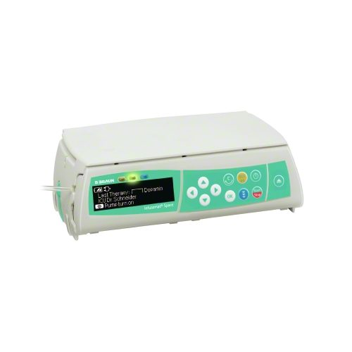 Veterinary infusion pumps